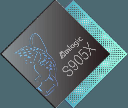 ZIDOO A5 TVBox S905X