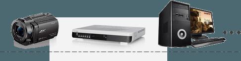 ZIDOO X8  tvbox HDMI