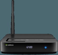 ZIDOO X9S X8 Model Parameter Features