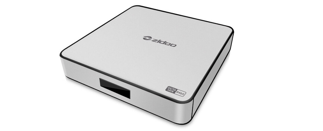 Most powerfuil android tv box-ZIDOO X6 Pro android tv box