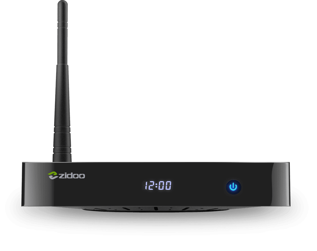 ZIDOO X9S X8 box mp4 mkv html5 vp9 3d bdiso rmvb